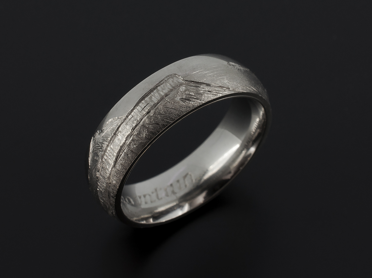 Scotlands Landscape Inspires Unique Ring Designs Blair and Sheridan