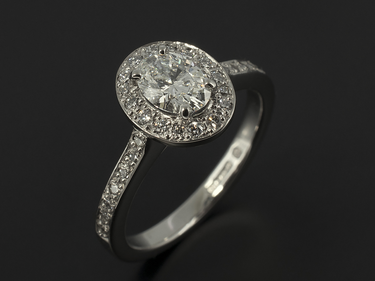 684fccd7725a4 Oval Cut Diamond Engagement Rings Glasgow