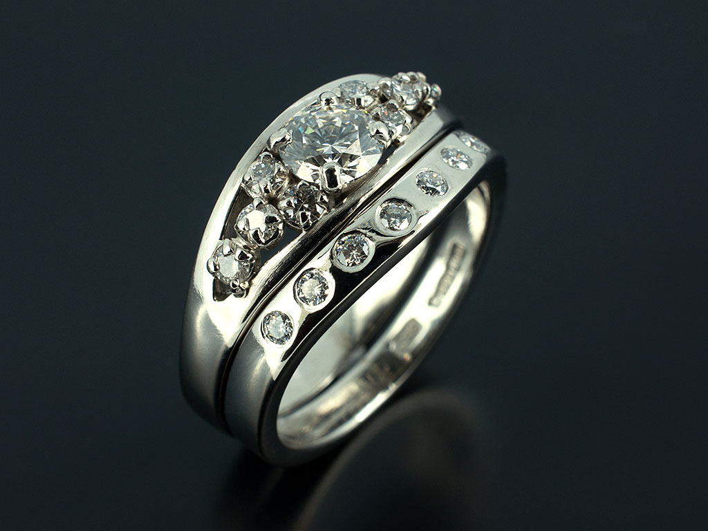 Ladies Wedding Ring - Unique and Bespoke Designs for ...