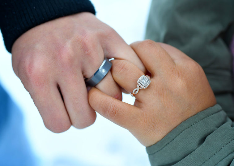 Mens Engagement Rings Glasgow, Scotland
