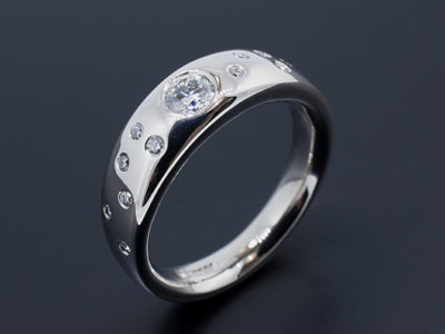 Secret Set Heavy Ring