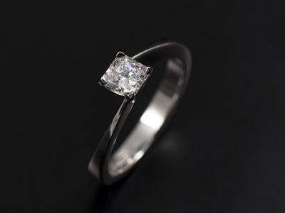 Korloff Cut Diamond Twist Design